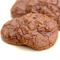 Brownie Cookies.   Pretty sure they serve these in Heaven :).