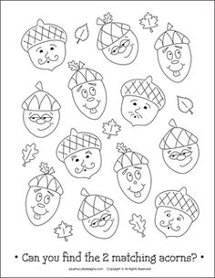 Free Thanksgiving Coloring Pages Acorn Coloring Pages Printable Kids Acti Thanksgiving Coloring Pages Fall Coloring Sheets Free Thanksgiving Coloring Pages