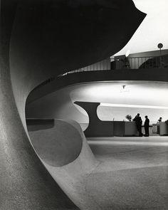 Saarinen, TWA New York