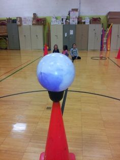 Physical Education and More: Cardio Bop Ball-Cardio and throwing Physical Education Activities, Elementary Physical Education, Pe Activities, Health And Physical Education, Gross Motor Activities, Physical Play, Pe Games Elementary, Elementary Schools, Pe Lesson Plans