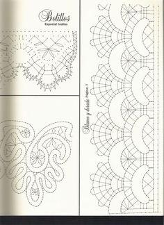 Bolillos&Bordados 12 (Nueva Epoca) Bobbin Lacemaking, Lace Patterns, Crochet Lace, Diy And Crafts, Mandala, Arizona, Paint, Ideas, Bobbin Lace