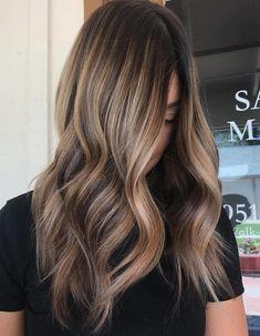 Bronde Hair, Brown Hair Balayage, Brown Blonde Hair, Light Brown Hair, Balayage Hair Brunette With Blonde, Bayalage, Brown To Blonde Hair Before And After, Balayage Before And After, Soft Brown Hair