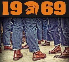 Spirit of' '69. Trojan Recrods. Dr. Martens.