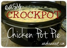 This is one of my favorite Crockpot recipes. It only has 4 ingredients that can easily be stored in the freezer and pantry, so it's a great go-to meal on hectic days. I've frequently used this reci...