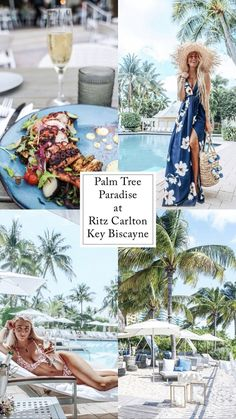 Think Gypsy visits the Ritz Carlton in Key Biscayne. Read about her experience at the Ritz. Adult Pool, Pirate Queen, Across The Bridge, Key Biscayne, Hotel Staff, Hotel Guest, Cool Pools, Hotels And Resorts, Palm Trees