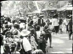 ▶ Nederlandsch Indië (1910 - 1915) -- Batavia en Parijs van Java (Bandoeng) - Nusantara Tempo Doeloe) - YouTube