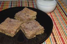 Day 164 - Snickerdoodle Bars - 365 Days of Baking