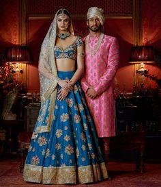 "321 Likes, 1 Comments - Sabyasachi Official Hyderabad (@sabyasachihyderabad) on Instagram: ""#Sabyasachi #Couture #FIRDAUS #HeritageWeddings #DestinationWeddings #HandCraftedInIndia…"""