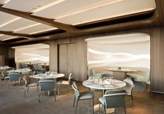 Bayerischer Hof's Munich Breakfast Room by Jouin Manku | Inspirationist