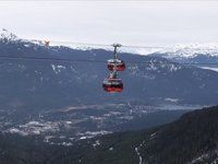 Whistler Blackcomb Peak 2 Peak Gondola - A one of a kind mountain to mountain journey that will set world records for length and height while providing an unmatched experience for winter and summer resort guests. Bc Place, World Records, Vacation Places, Whistler, Places To Go, Things To Do, Journey, Activities, Things To Make