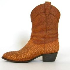 Cowboy Boot - Just the Right Shoe