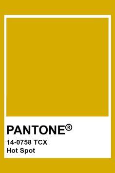 PANTONE 14-0758 TCX Hot Spot #pantone #color Pantone Colour Palettes, Pantone Color, Paint Swatches, Color Swatches, Pantone Tcx, Pantone Matching System, Elements And Principles, Yellow Painting, Color Of Life