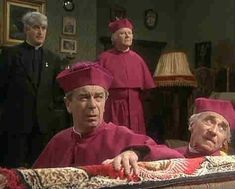 Tentacles of Doom - Father Ted