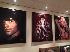 Peter Donkersloot schilderijen bij Excellent Art Utrecht