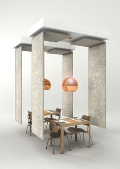 ideas innovative office furniture ceilings for 2019 Workspace Design, Office Interior Design, Office Interiors, Acoustic Wall, Acoustic Panels, Office Furniture, Furniture Design, Innovative Office, Space Dividers