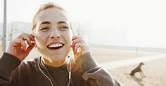 A 5K Playlist That Will Keep You at a 9-Minute Mile #Health-Fitness