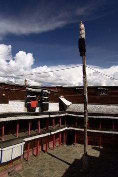 """Norbulingka is a palace and surrounding park in Lhasa, Tibet, built from 1755. It served as the traditional summer residence of the successive Dalai Lamas from the 1780s up until the 14th Dalai Lama's exile in 1959. Part of the """"Historic Ensemble of the Potala Palace"""", Norbulingka is recognized as a UNESCO World Heritage Site, and was added as an extension of this Historic Ensemble in 2001."""