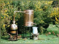 Types of Stills:  Whats the difference between a pot still, reflux still, and fractionating column ?
