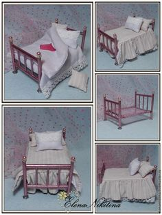 Piratas de ikea cama de mu ecas habitaciones infantiles - Cama munecas ikea ...