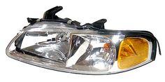 2002-2003 Nissan Sentra Headlamp LH (NSF)