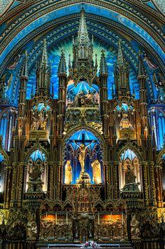 Photograph Basilique Notre-Dame by Joel Samson on 500px