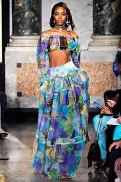 Emilio Pucci.  Love the colors...