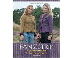 Fanøstrik af Christel Seyfarth - Strikkepinden.com