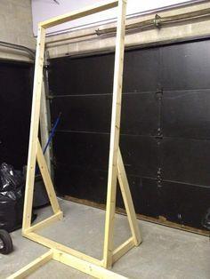 Coroplast frames