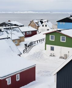 Nuuk, Greenland by kateloveskites, via Flickr