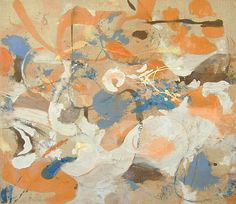 ART & ARTISTS: James Brooks - abstract expressionist