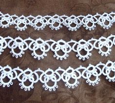 Patterns Free Bead Tatting | several nice free tatting patterns