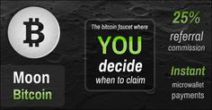The bitcoin faucet where YOU decide when to claim!