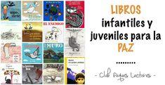 Libros infantiles (y juveniles) para la PAZ Language, Baseball Cards, Books, Kids, War, Enemies, Storytelling, Young Children, Libros