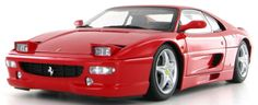 1:18 model of the 1995 Ferrari F355 Berlinetta.
