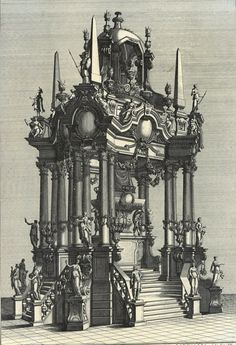 Giuseppe Galli Bibiena : Italy 1696–1757 2