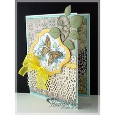 Gallery   Butterfly Medley - Heartfelt Creations