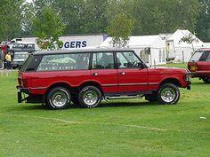 Range Rover by Carmichael