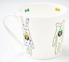mug cup CRAFTHOLIC DESIGNER'S BLOG