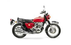 The Honda Was Released In 1968 By Japanese Marque To Fill A Request From Their Distributors USA Who Had Been Asking For Larger Capacity And