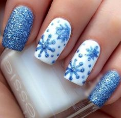 Holiday Nails Art Designs (4)