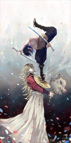 Manga Anime, Fanarts Anime, Anime Characters, Anime Angel, Anime Demon, Cute Anime Wallpaper, Dragon Slayer, Slayer Anime, Animes Wallpapers