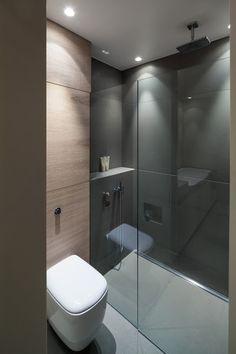   BATHROOMS   Photo Credit: #HapticArchitects: #St.HanshaugenHouse   simple niche detail