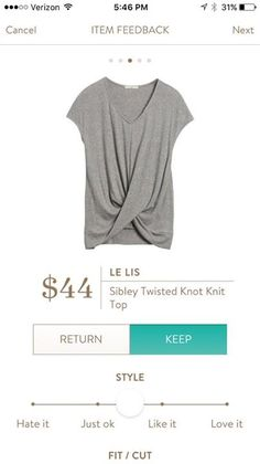 You're going to love Stitch Fix! A Stylist sends hand-selected fashion to your door & shipping is free. Learn more! https://www.stitchfix.com/referral/3807805