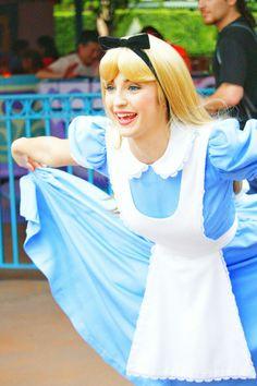 Alice, HKDL