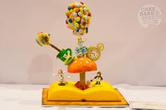 Australian Cake Decorating Championships is the worlds richest cake competition showcasing cake and sugarcraft masterpieces from Australia's leading artists Cake Competition, Rich Cake, Theme Cakes, No Bake Cake, Sydney, Cake Decorating, Sweets, Baking, Awesome