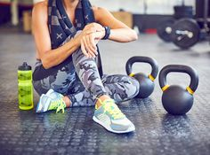After you try these beginner kettlebell exercises, you'll definitely be hooked on this all-star training tool. Here's how to do them.