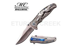 MC MASTERS COLLECTION MC-A019CH SPRING ASSISTED KNIFE