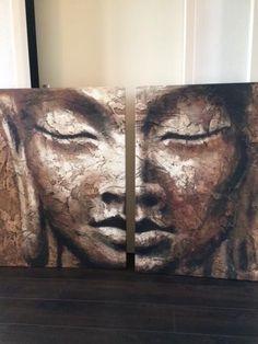 Buddha`s zijn passé maar deze zijn te mooi om niet op te hangen