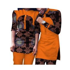 Dashiki African Clothing Matching Style For Couple Men and Women Top-Pants Source by mpaisebotsa dresses for men African Wear Styles For Men, African Shirts For Men, African Attire For Men, African Clothing For Men, African Style, Couples African Outfits, Latest African Fashion Dresses, African Dresses For Women, African Print Fashion