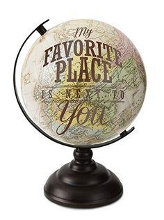 Pavilion Gift Company 61002 My Favorite Place Decorative Globe, 10-3/4-Inch High Pavilion Gift Company http://www.amazon.com/dp/B00OHCNPTU/ref=cm_sw_r_pi_dp_1Kg7wb1TRRSNX